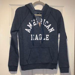 American Eagle Zip-up Hoodie